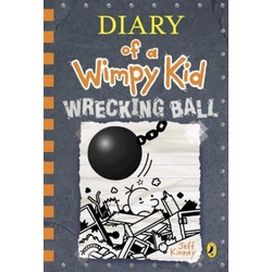 Diary of a Wimpy Kid: Wrecking Ball (PaperBack)