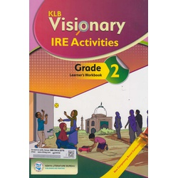 KLB Visionary Ire Activities Grade 2 Learner's book