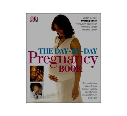 DK-Day-by-day Pregnancy Book