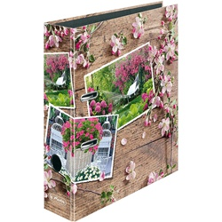 Herlitz Box File LAF 8cm Max 50017171 Spring Photo