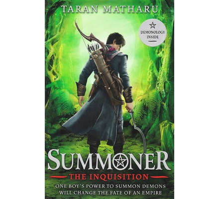 Summoner book two: Inquisition