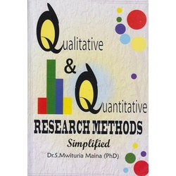 Qualitative & Quantitative Research Methods Simplified