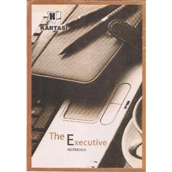 Kartasi Executive Notebook A5 Ref:486