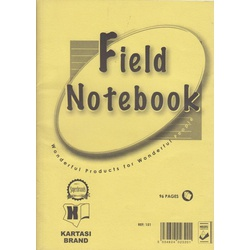 Field Note Book Ref151