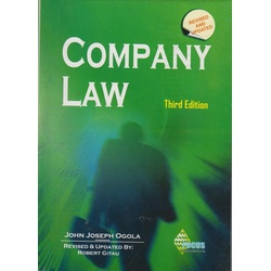 Company Law 3rd Edition