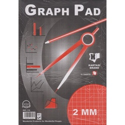 Graph Pad A4 2mm Ref:110