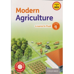 OUP Modern Agriculture Grade 4 (Approved)