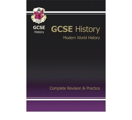 modern world history coursework Abebookscom: gcse modern world history (history in focus) (9780719577130) by ben walsh and a great selection of similar new, used and collectible books available now at great prices.