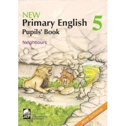 New Primary English Std 5