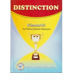 Distinction Kiswahili for Primary Teacher Education.