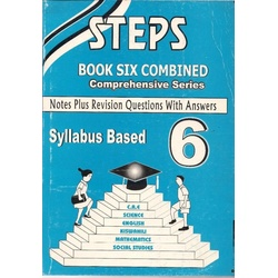 Steps Book Six Combined comprehensive series
