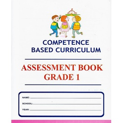 Assessment Book Grade 1