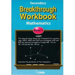 Secondary Breakthrough Maths Form 1