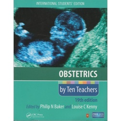 Obstetrics by Ten Teachers 19th Edition