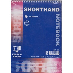 Shorthand Note Book Ref427