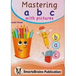 Mastering a b c with Pictures (Smartbrains)