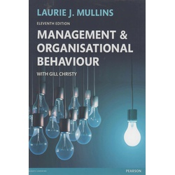 Management and Organizational Behaviour
