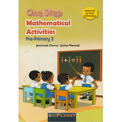 One planet One step Math activities PP2