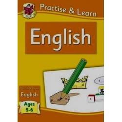 Practise and Learn English ages 5-6