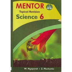 Mentor Topical Revision Science 6