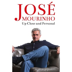 Jose Mourinho- Up Close & Personal (B66ks)