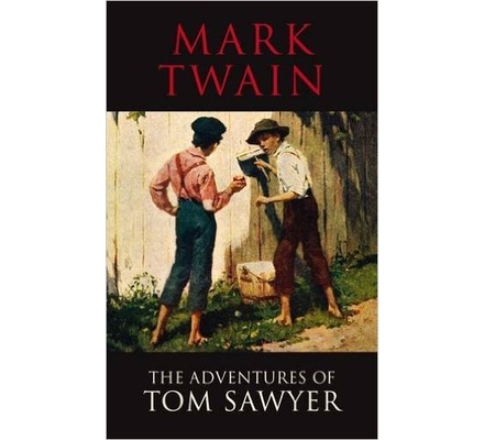 Tom Sawyer By Mark Twain Book