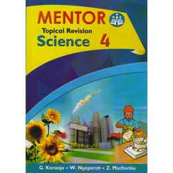 Mentor Topical Revision Science 4