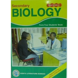 Secondary Biology form four students' book KLB