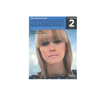 Foundations hairdressing barbering 2 nvq text book centre foundations hairdressing barbering 2 nvq fandeluxe Images