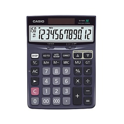 DJ-120D Casio Calculator