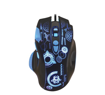 Cliptec Marginot Pro Gaming Mouse Cl-Mou-Rgs 620