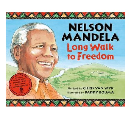 nelson mandela long walk to Free essay: long walk to freedom by nelson mandela book review  calm, patient determination to reclaim this country as your own, and now the joy that.