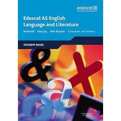 Edexcel AS English Language and Literature