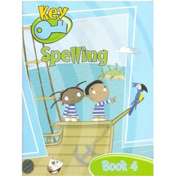 Key Spelling Book 4