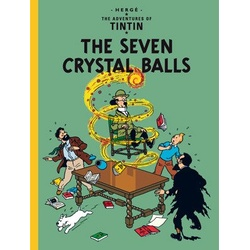 Tintin The Seven Crystal Balls