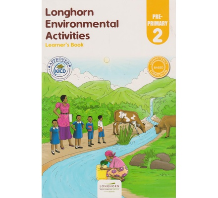 Longhorn Environmental Activities Learnrer's Book PP2 (Approved)