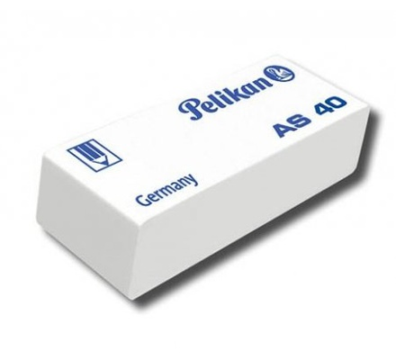 Pelikan Eraser AS40