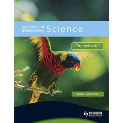 International Science, Coursebook 1: For Students for Whom English Is a Second Language (Book 1)
