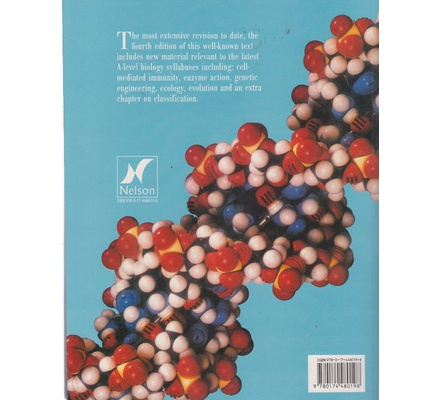 Biology a Functional Approach 4th Edition