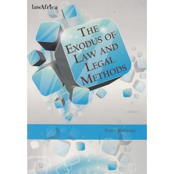 The Exodus of Law and Legal Methods