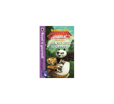 Kung Fu Panda: Friends Stick Together - Level 4