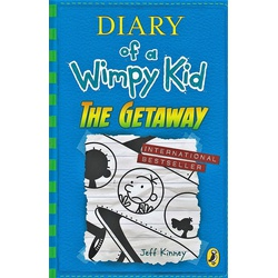 Diary of a Wimpy Kid; The Getaway