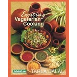 Ultimate collection a vegeterian cookbook text book centre exciting vegetarian cooking tarla dalal forumfinder Choice Image