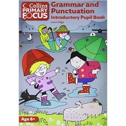 Grammar and Punctuation: Introductory Pupil Book (Collins Primary Focus )