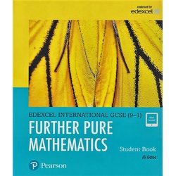 Edexcel Intern GCSE (9-1) Further Maths Students