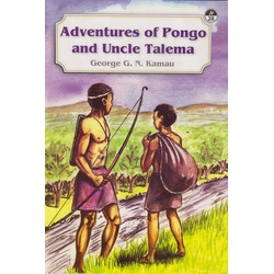 Adventures of Pongo and Uncle Talema