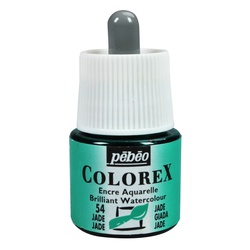 Pebeo Watercolour 45ml Jade 341-054