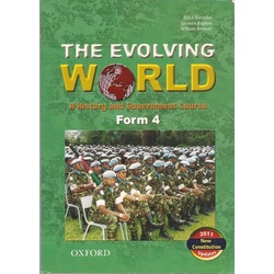 Evolving World Form 4
