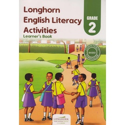 Longhorn English Literacy Activities Learner's book Grade 2