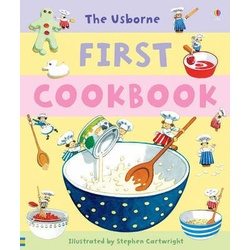 Usborne first cookbook